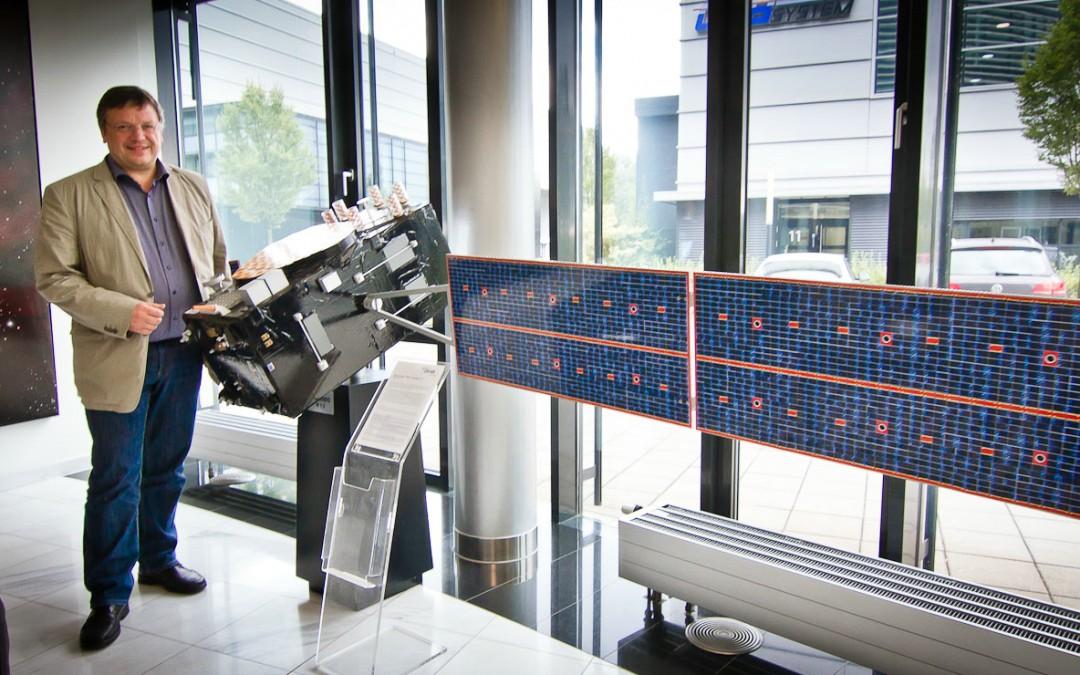 Galileo-Satelliten senden die ersten Signale