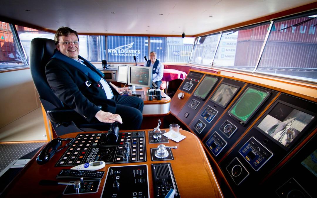 Die Binnenschifffahrt ist ein umweltfreundlicher und wirtschaftlich bedeutender Anker unserer Mobilität