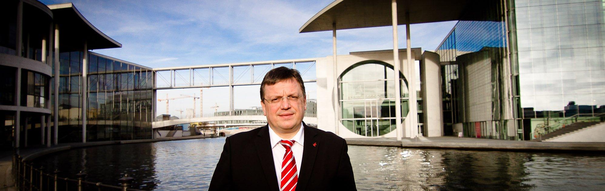 Andreas Rimkus begrüßt die erzielte Einigung von ver.di zum Zukunftskonzept Ausbildung bei der Deutschen Telekom AG