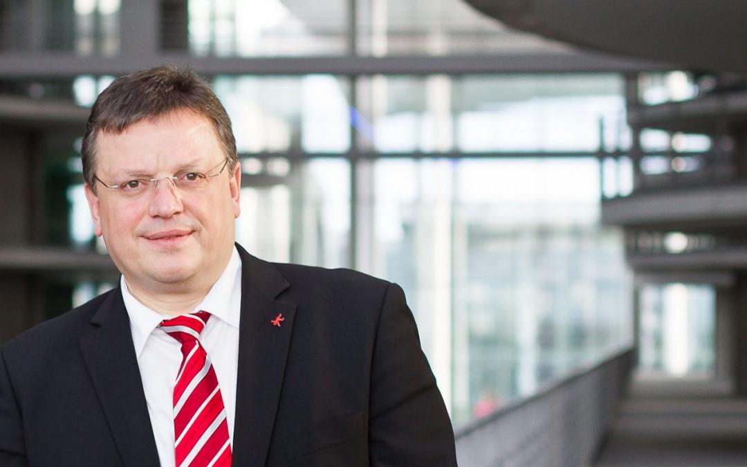 """""""Der Weg der SPD wird auch weh tun"""" – Andreas Rimkus im NRZ-Interview"""