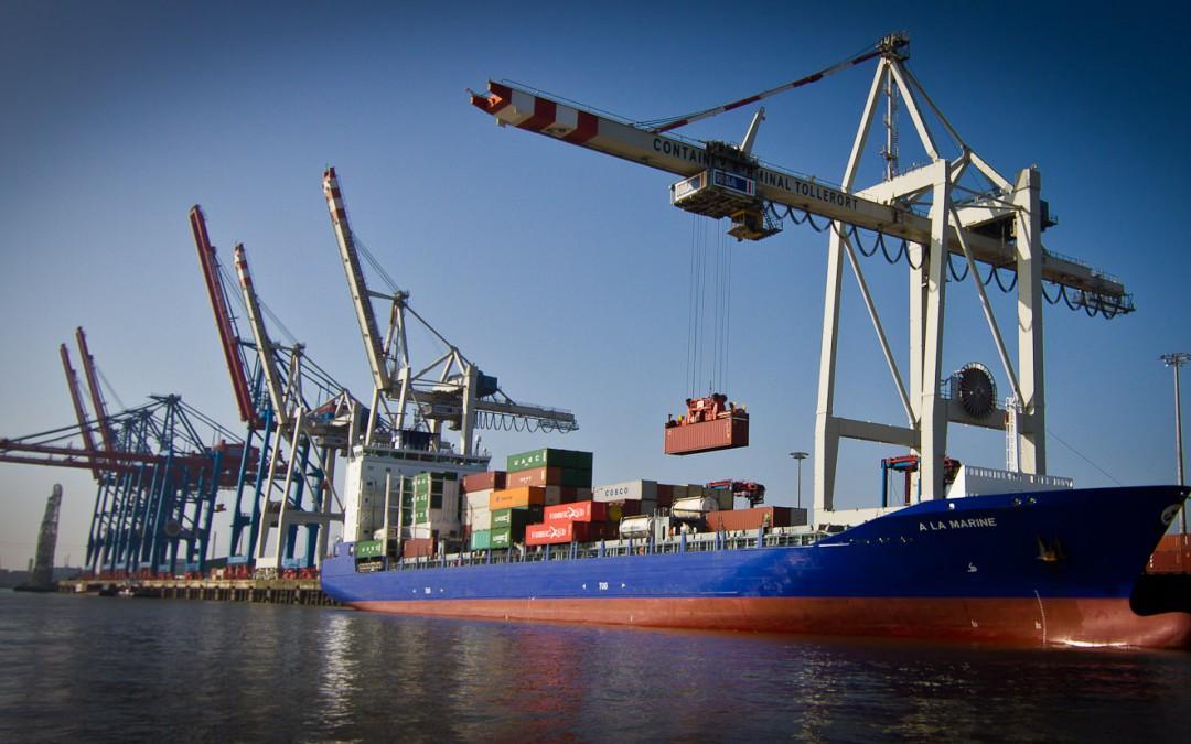 Besuch in Hamburg Teil 2: Hamburger Hafen