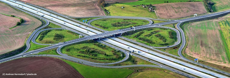 Ausbaugesetze zum Bundesverkehrswegeplan 2030 beschlossen!