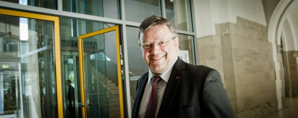 Andreas Rimkus im Bundestag