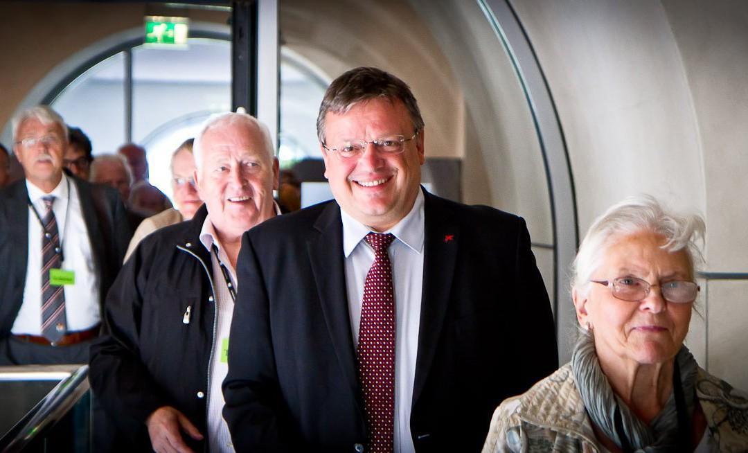 Rentenerhöhung für Ost und West beschlossen – SPD-Bundestagsfraktion plant weitere Verbesserungen