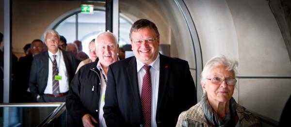 Rentenerhöhung für Ost und West beschlossen - SPD-Bundestagsfraktion plant weitere Verbesserungen