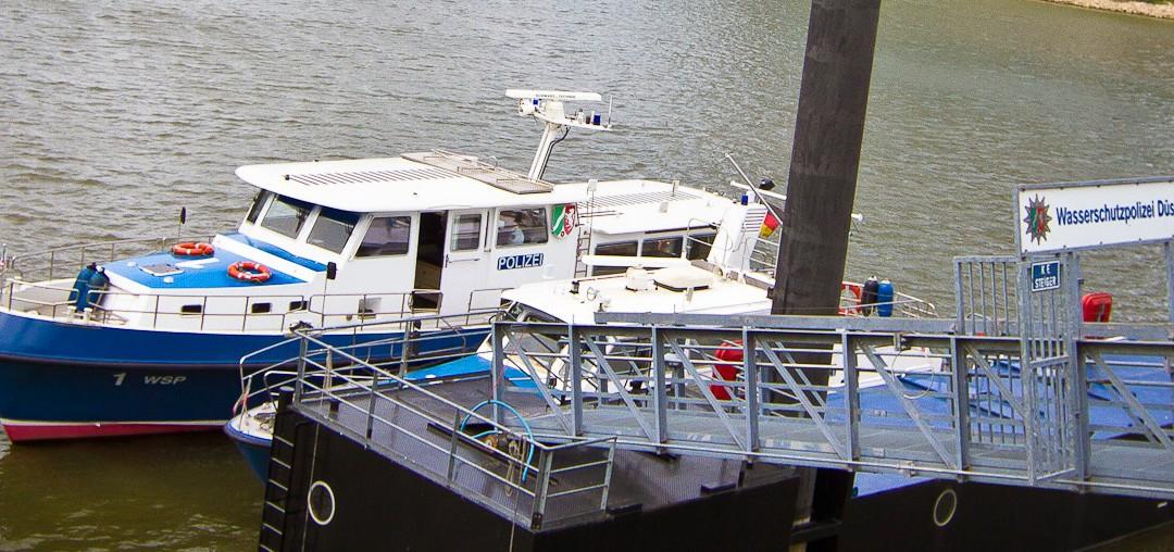 """Sicherheit auf dem Rhein – """"Wir brauchen die Wache der Wasserschutzpolizei in Düsseldorf"""""""
