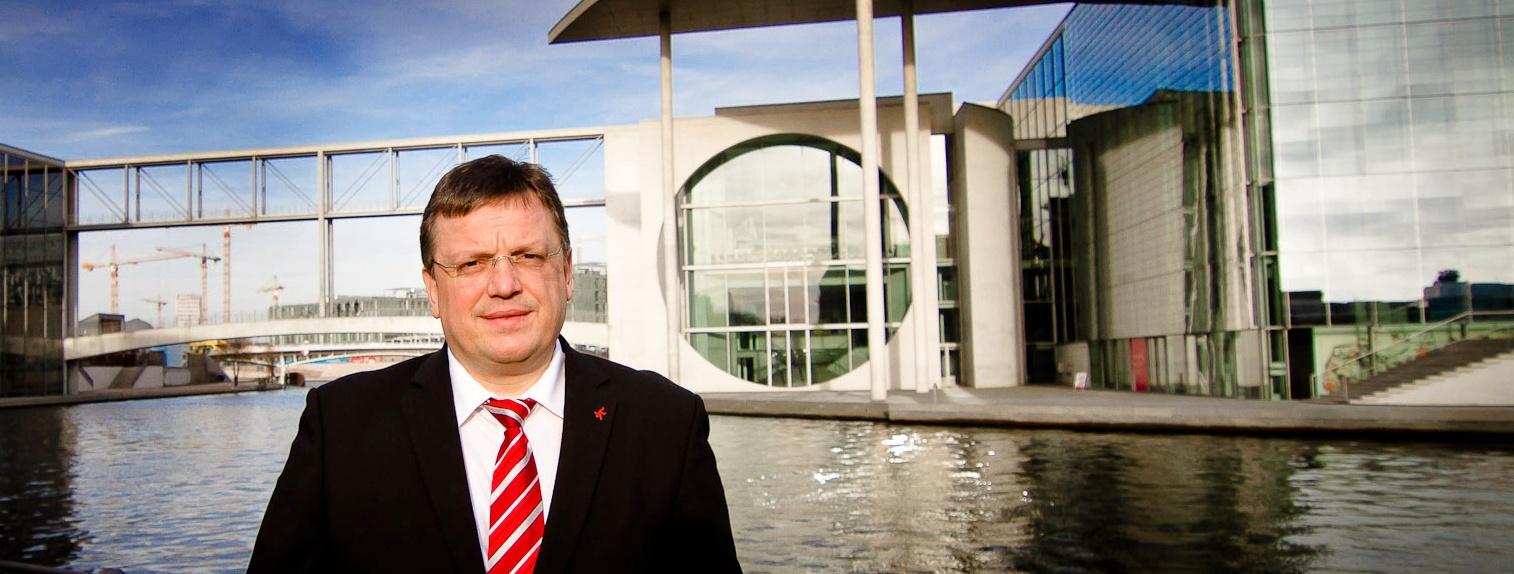 Der SPD-Bundestagsabgeordnete Andreas Rimkus zur Gewährung von Finanzhilfen an Griechenland