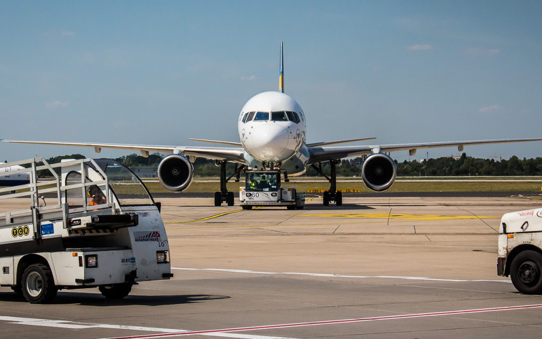 Luftverkehrswirtschaft am Boden – Auch Flughäfen sind systemrelevant! – Arno Klare MdB / Andreas Rimkus MdB