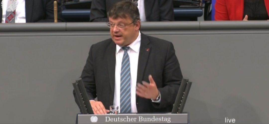"""""""Sektorkopplung ist die Zukunft"""" – Rede von Andreas Rimkus im Bundestag"""