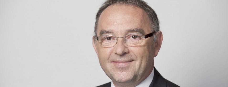 NRW Finanzminister Dr. Norbert Walter-Borjans redet im Bundestag