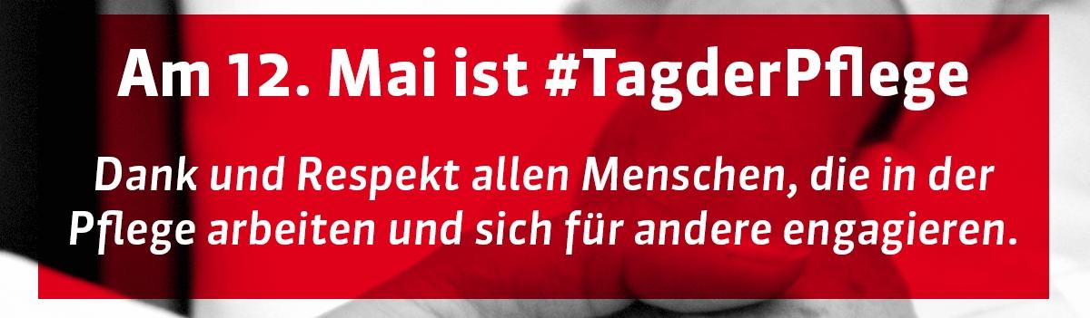 """SPD wird Pflege weiter stärken – 12. Mai """"Tag der Pflege"""""""