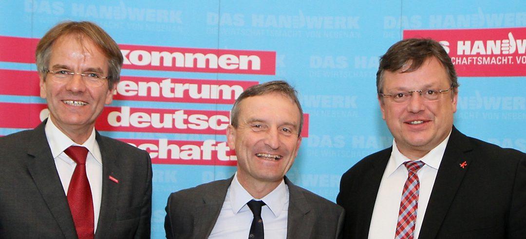 Eröffnung der Wanderausstellung des Bundestages in der Handwerkskammer Düsseldorf