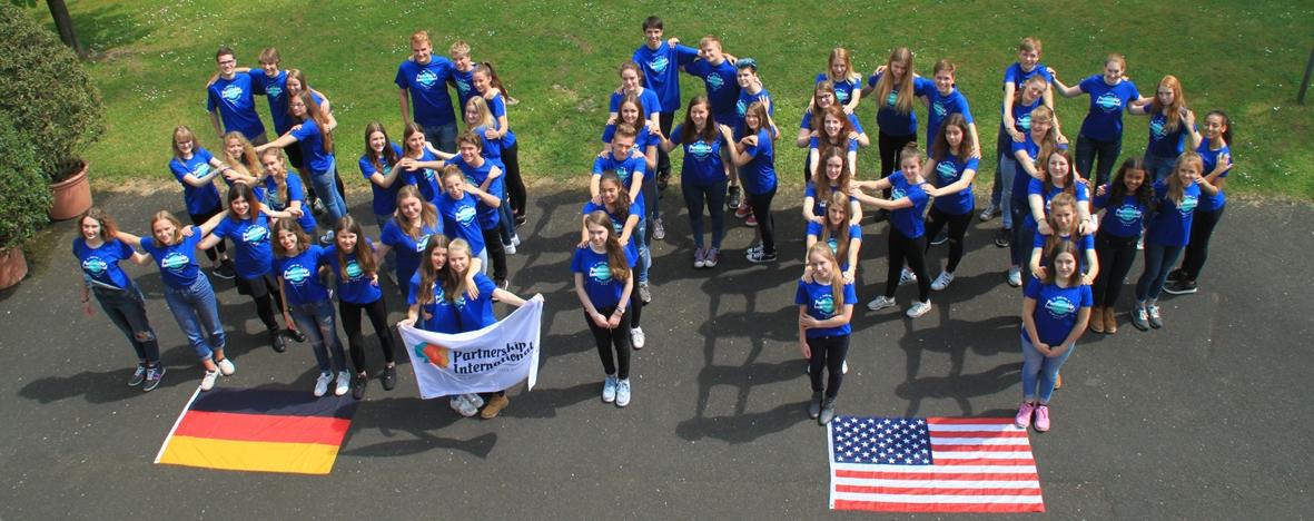 Andreas Rimkus fördert kulturellen Austausch mit den USA – Schüler aus Düsseldorf geht in die USA – US-Schüler kommen nach Deutschland.
