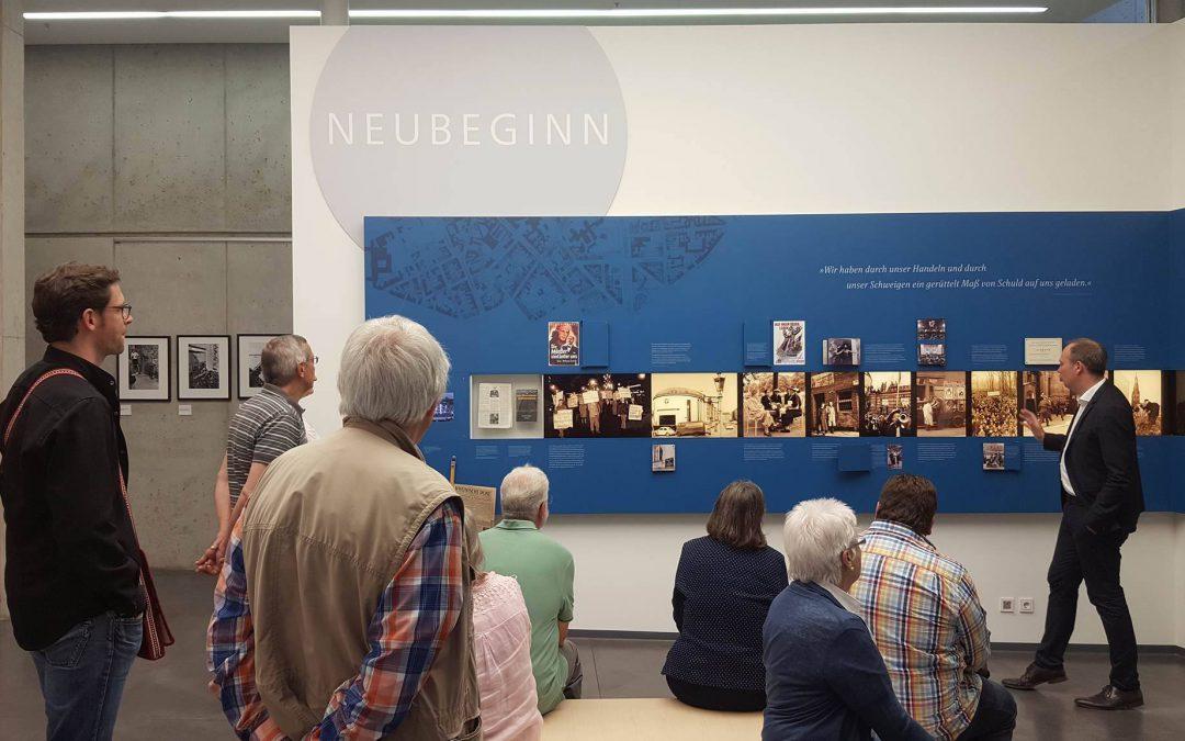 Besuch der Mahn- und Gedenkstätte Düsseldorf: Lebendiges Erinnern durch tiefe Einblicke in Düsseldorfs bewegte Geschichte