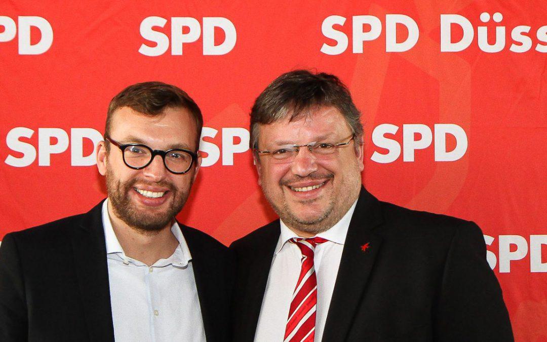 Mit rund 93% der Stimmen: Erneute Nominierung von Andreas Rimkus als Kandidat für die Bundestagswahl im Düsseldorfer Süden