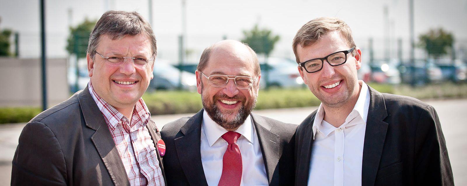 """""""Es geht ein Ruck durch das ganze Land"""" – Martin Schulz wird SPD-Kanzlerkandidat"""