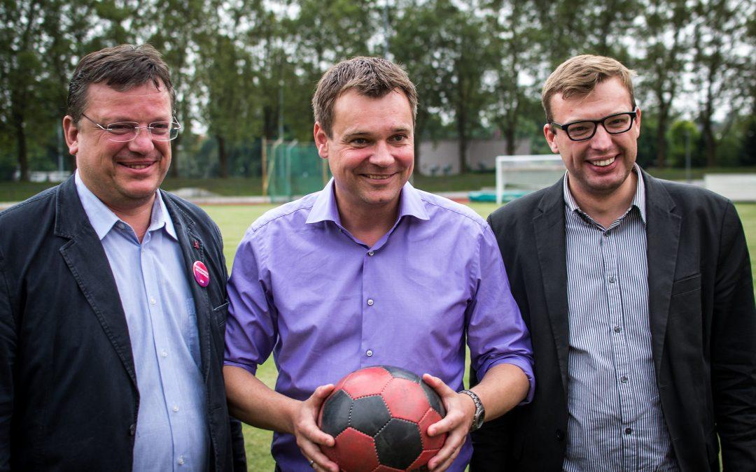 Experten unterstützen Forderung der SPD Düsseldorf: Privilegierung von Kinderlärm auch bei Nutzung von Sportanlagen!