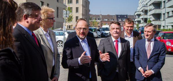 Bundesmittel der Städtebauförderung auf Rekordniveau – NRW profitiert