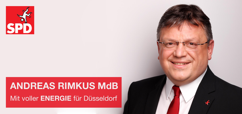 Bundestagswahl 2017: Andreas Rimkus stellt sich vor