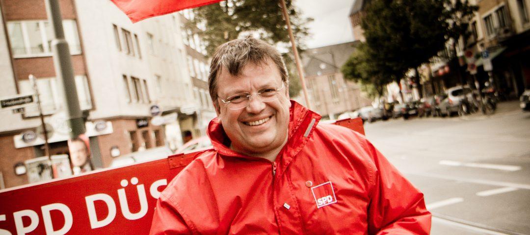 Altersgerechtes und bezahlbares Wohnen: Andreas Rimkus, MdB & stv. AWO-Vorsitzender, ruft zur Teilnahme an den Aktionswochen der Arbeiterwohlfahrt Düsseldorf auf