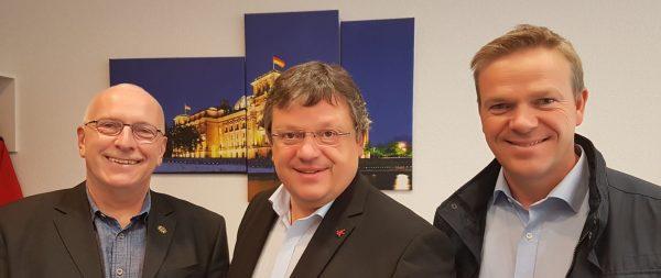 """Gespräch mit der GdP Bundespolizei: """"Lage am Flughafen Düsseldorf spitzt sich zu: Endlich handeln!"""""""