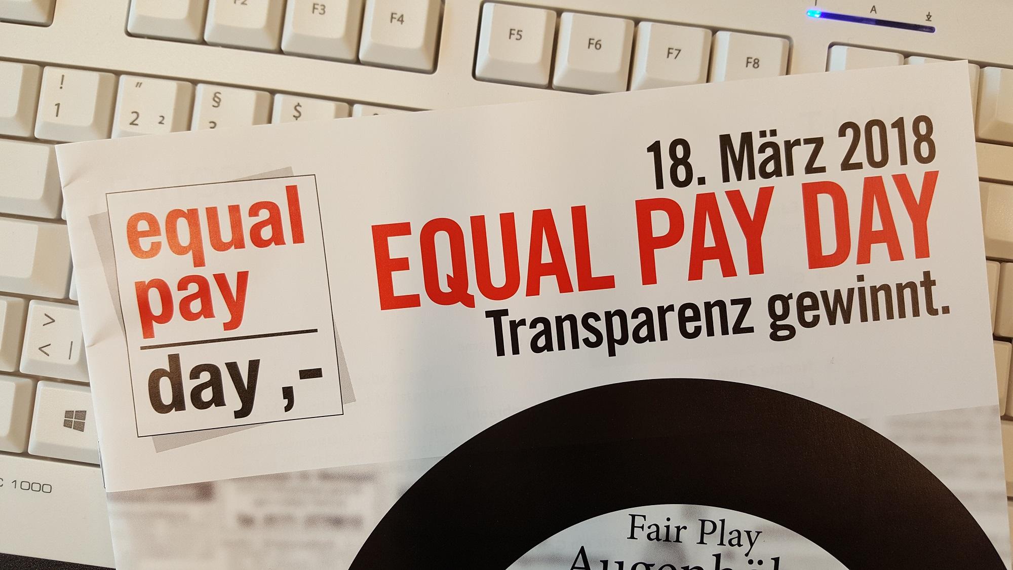 MdB Andreas Rimkus zum Equal Pay Day: Entgeltgleichheit ist eine Frage der Gerechtigkeit!