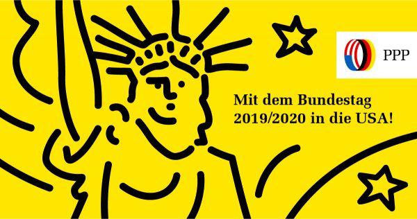 Austauschschüler gesucht: Mit dem Bundestag in die USA!