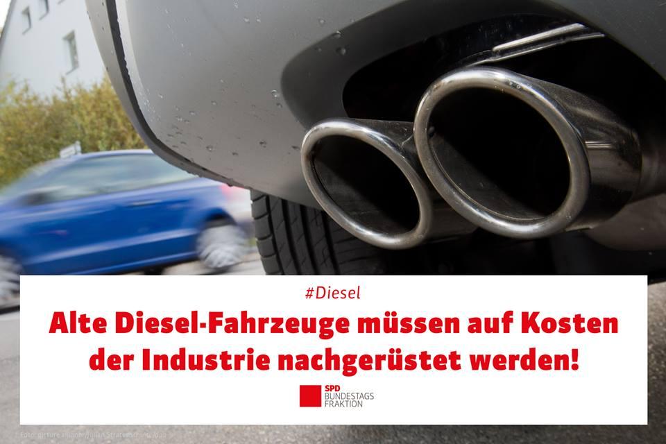 Diesel Autos Musterklage Gegen Vw Startet Andreas Rimkus Mdb