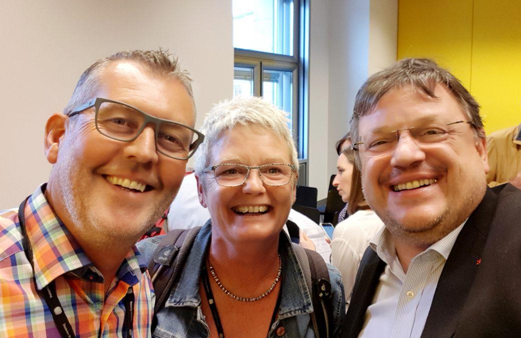Besuch in Berlin: Düsseldorfer haben Preisausschreiben des Bundestages gewonnen