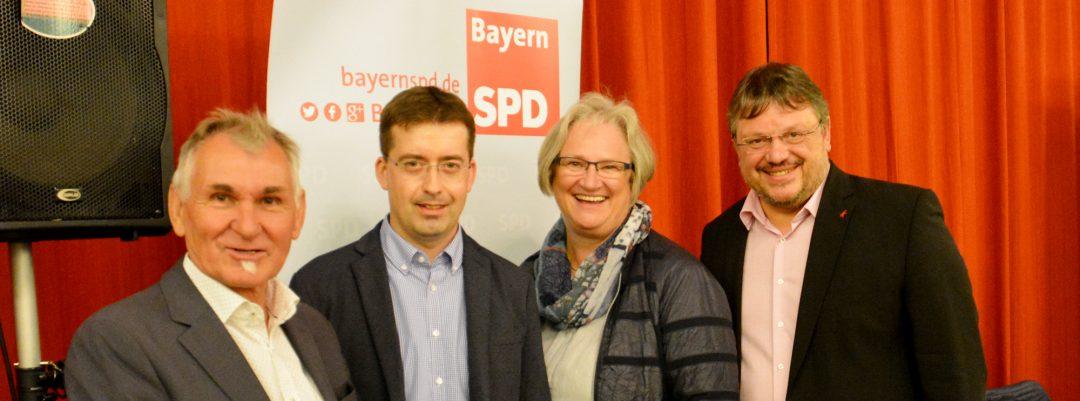 """""""Die Zukunft der Mobilität""""- Wahlkampfunterstützung in Bayern"""