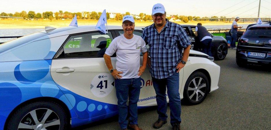 Tag der Elektromobilität und e-CROSS germany Rallye 2018