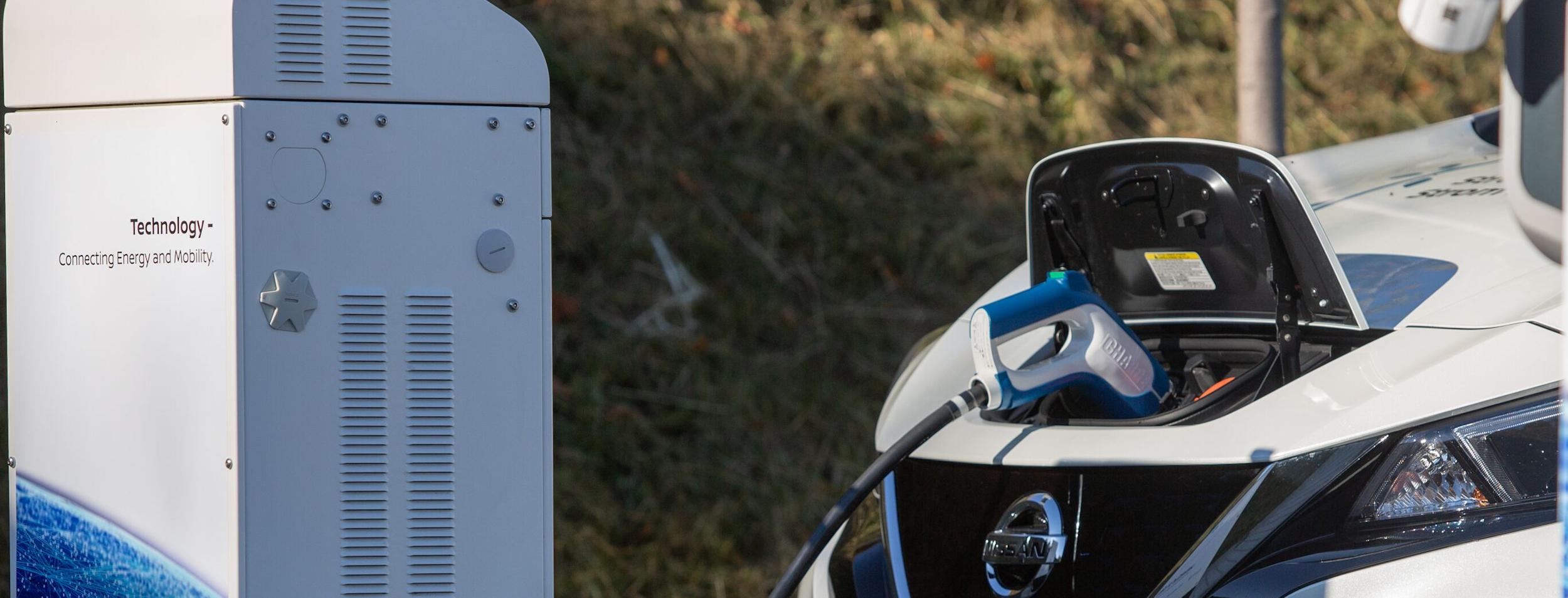 E-Autos stabilisieren deutsches Stromnetz – Vehicle-to-Grid (V2G)