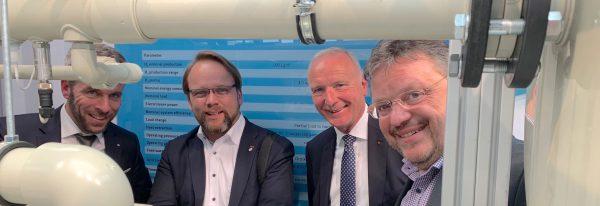 Hannover Messe: Impulse für die Energiewende, Industrie 4.0, KI und 5G