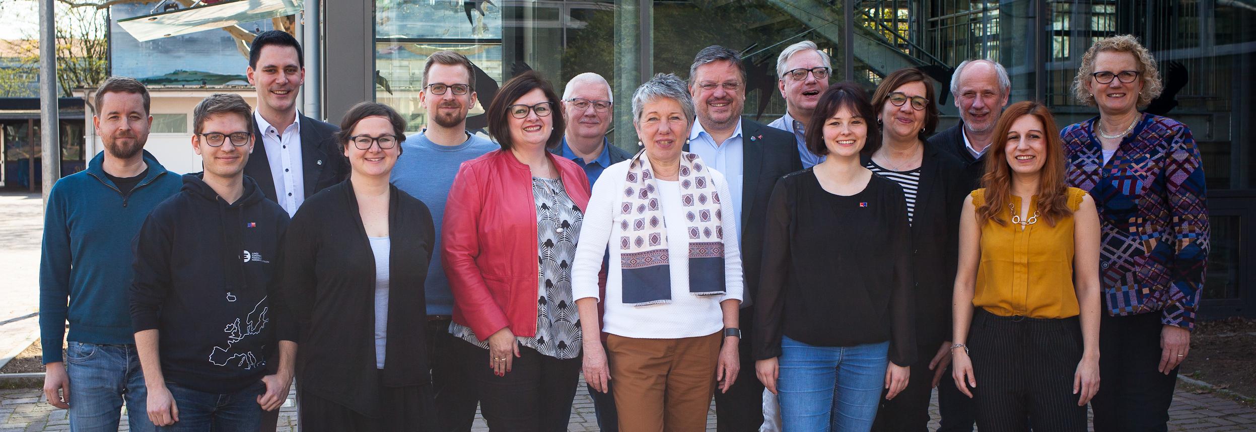 Die SPD Düsseldorf hat einen neuen Vorstand gewählt