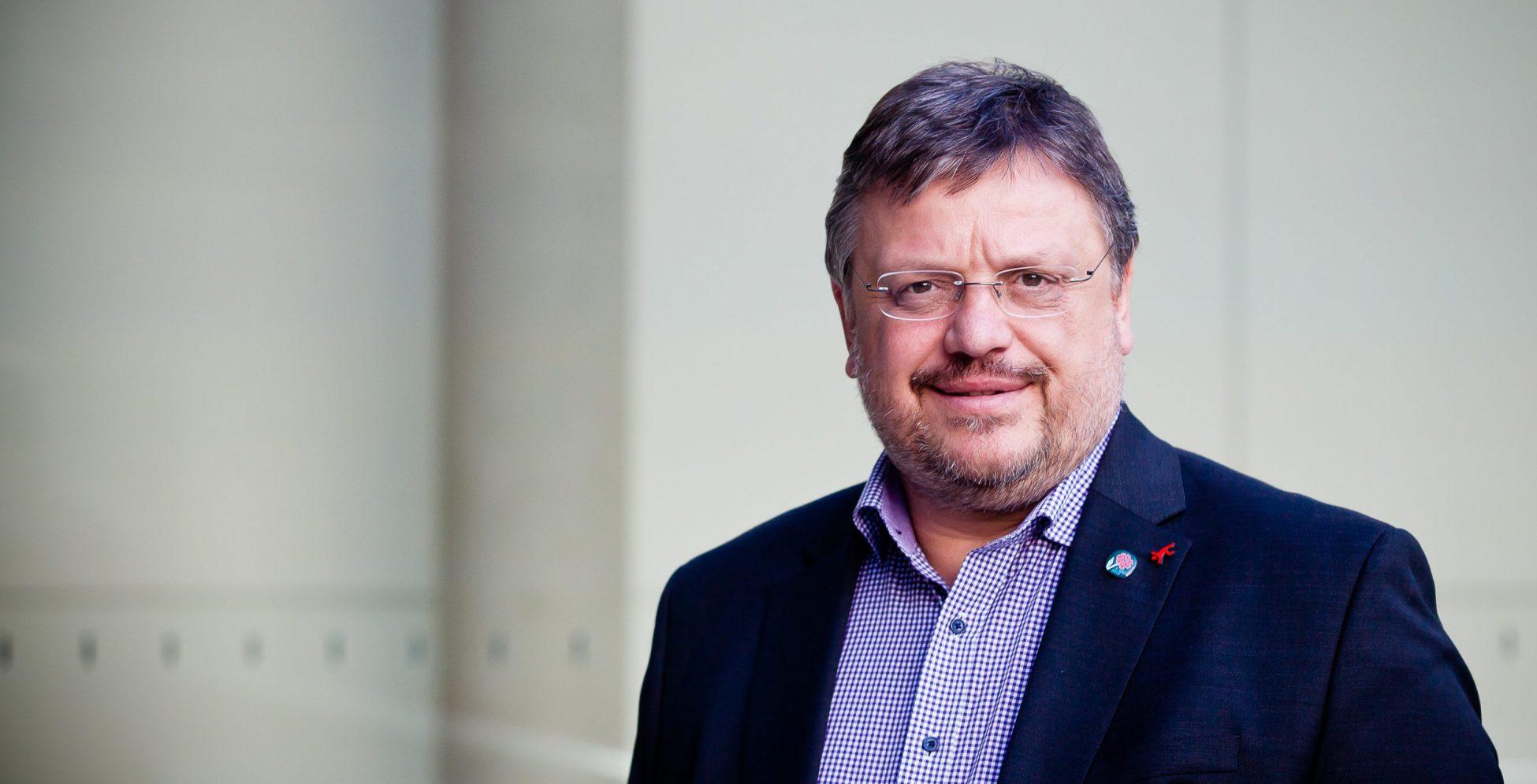 """RP-Interview mit Andreas Rimkus : """"Düsseldorf braucht neue Stadtteile"""""""