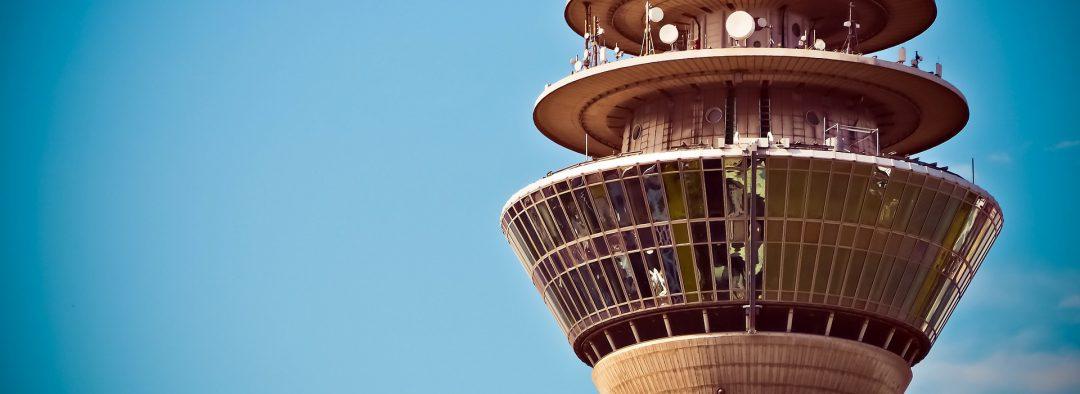Sommeraktion: Technikführung im Rheinturm am 03. Juli