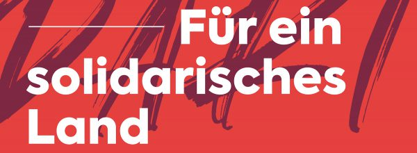 Für ein solidarisches Land - Bilanz 2017 - 2019 der SPD Bundestagsfraktion