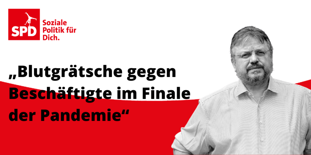 """Scharfe Kritik der SPD Düsseldorf an Sana Kliniken: """"Blutgrätsche gegen Beschäftigte"""""""